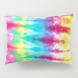 Boho Tie Dye Pillow Sham
