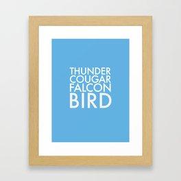 TCFB Framed Art Print