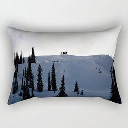 Backcountry Gents Rectangular Pillow