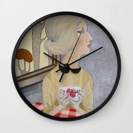 * SO LONELY * Wall Clock