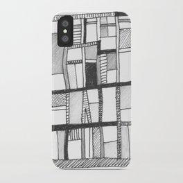 Lost Keys Cafe iPhone Case