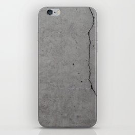 Cement / Concrete / Stone texture (2/3) iPhone Skin