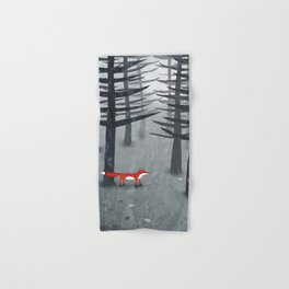 The Fox and the Forest Hand & Bath Towel