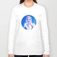 frozen elsa Long Sleeve T-shirts featuring Elsa by Joe Roberts