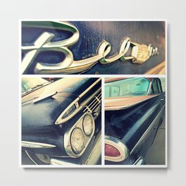 The Sleeper Metal Print