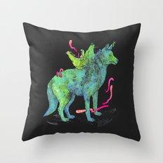 Desert Dreamer Uno Throw Pillow