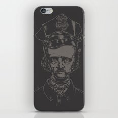 It's the POElice! iPhone & iPod Skin