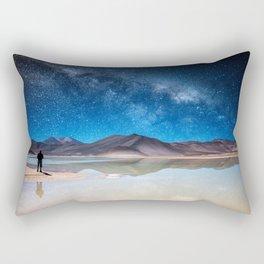 Piedras Rojas, Atacama Rectangular Pillow