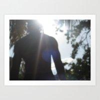 Jamaica - My Love Art Print