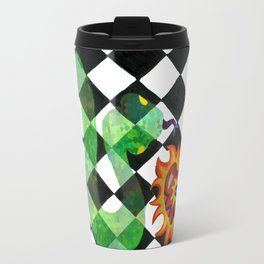The Shiny Apple Travel Mug