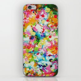 Full abstract iPhone Skin