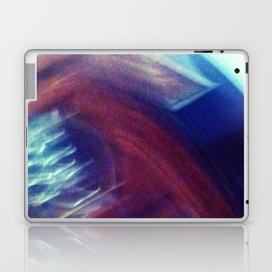 Center of the Earth Laptop & iPad Skin