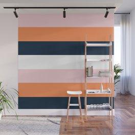 Color Stripe _001 Wall Mural