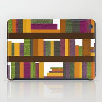 books iPad Cases featuring Books by Sara Robish Andrews