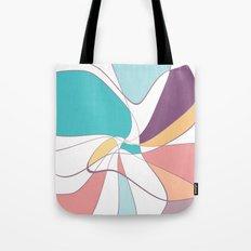 abstract summer 2 Tote Bag
