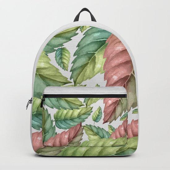 GREEN LEAVES 2 Backpack