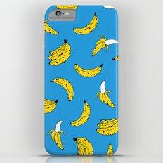 Banana Print iPhone 6 Plus Slim Case