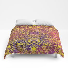 Magic 29 #mandala #magic Comforters