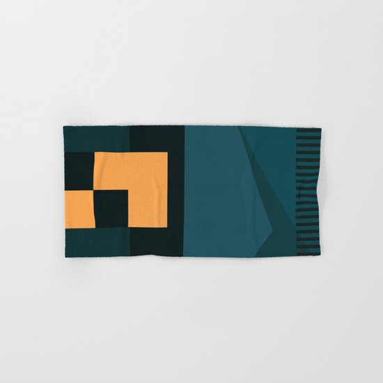 Abstract #182 Hand & Bath Towel