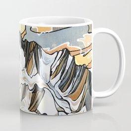 Earl Grey Pass :: Single Line Coffee Mug