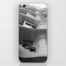 Curves and Ironwork iPhone Skin