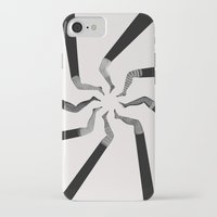 socks iPhone & iPod Cases featuring Socks by •ntpl•