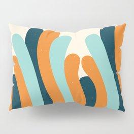 Grooves Pillow Sham