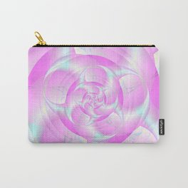 Spiral Pincers in Pink and Blue Carry-All Pouch