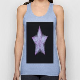 Star on the Rise Unisex Tank Top