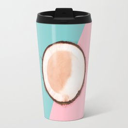 Coconut Travel Mug