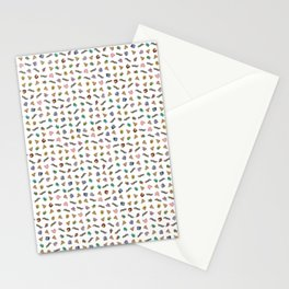 Heroes in the Half Shell (White) Stationery Cards