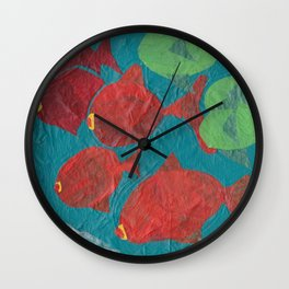 Schooled (part of a series) Wall Clock
