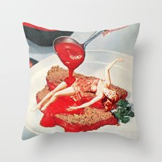 350 Fahrenheit Throw Pillow