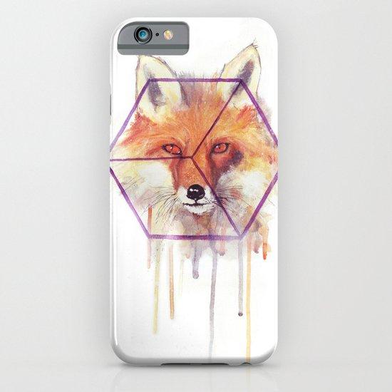 Bonjour Fox!! iPhone & iPod Case