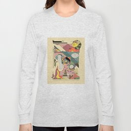 RPG (Adventure for Two) Long Sleeve T-shirt