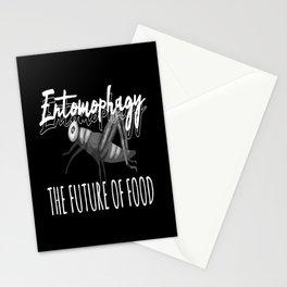 Entomophagy Future Of Food Stationery Cards
