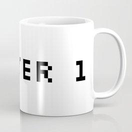 Player One Coffee Mug