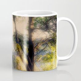 Misty Solitude, The Way Through The Woods Coffee Mug