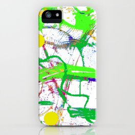 Arrival of SPRING             by Kay Lipton iPhone Case