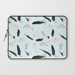 Birds #society6 #decor #buyart Laptop Sleeve