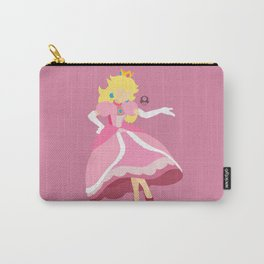 Princess Peach(Smash) Carry-All Pouch
