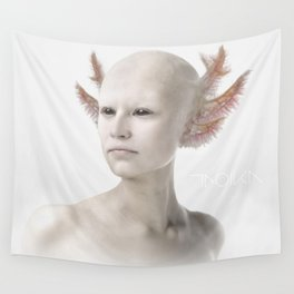 Troika zero-one Wall Tapestry