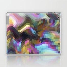 Crazy Quartz Laptop & iPad Skin
