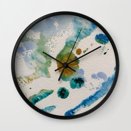 Sky Life Transmogrified Wall Clock