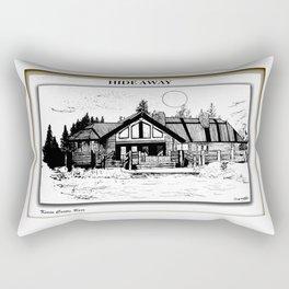 HIDE AWAY Rectangular Pillow