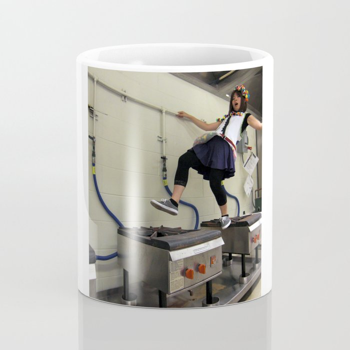 Fun In Dye Coffee Mug