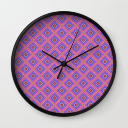 Peekaboo-1 Wall Clock