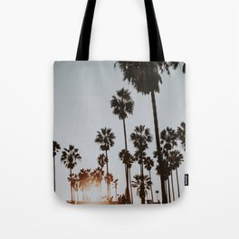 palm trees vi / venice beach, california Tote Bag