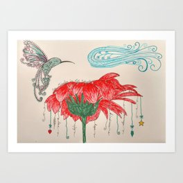 See Miracles in Life Everyday Art Print