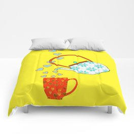 A Nice Cup Of Tea - Beverage Comforters